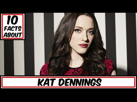 10 Facts About Kat Dennings (Max Black/ Darcy)