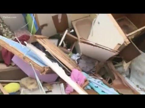 'High End' EF-2 Tornado Likely Hit Georgia