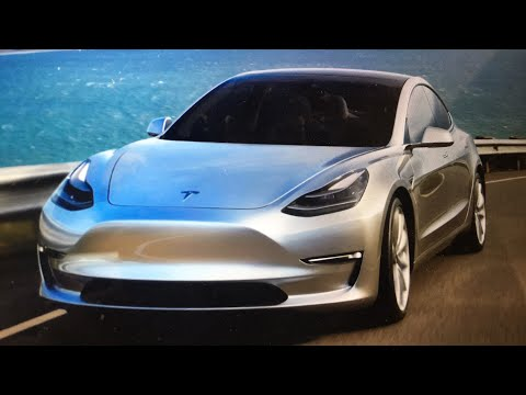 First Tesla Model 3 Rolls of the Assembly Line and Volvo Goes All Electric!