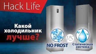 Какой холодильник выбрать? NO FROST или капельная система?
