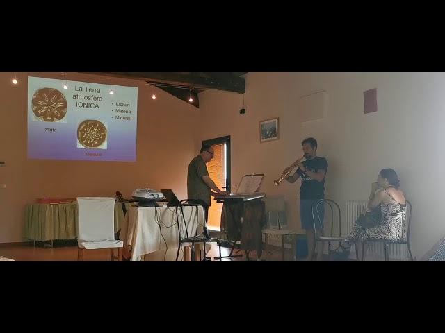 Scala ionica Improvvisazione GIOVE - Bellucci Colucci
