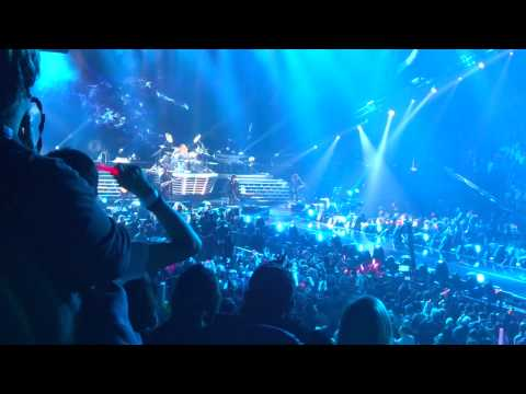 X Japan 2014 Madison Square - Miracle, Jade, Rusty Nail