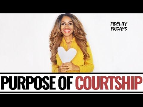dating vs godly courtship