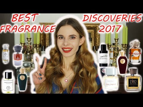BEST FRAGRANCE DISCOVERIES 2017 | Tommelise