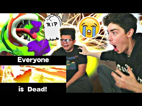 CND's LIVE REACTION to the Super Smash Bros Ultimate Direct 11.1.2018