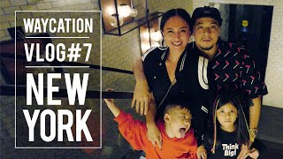 WAY'S WORLD (VLOG#7) NEW YORK SPECIAL EDITION