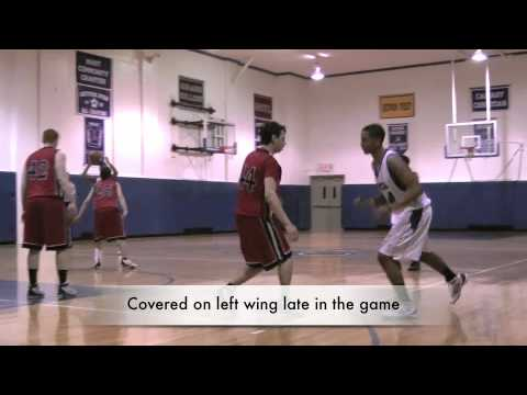 Highlight Reel: Maurice Griffin of Phil-Mont Christian Academy Basketball (6-4 guard, 2010)