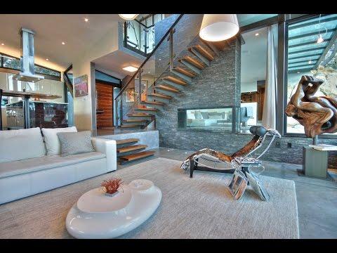 Лестница в частном доме на второй этаж | Лучшие дизайнерские проекты (фото)