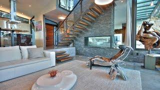 видео Проекты деревянных лестниц в частном доме: фото