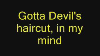 Beck- Devils haircut FULL VERSION LYRICS