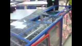 Automatic Cloth Folding Machine