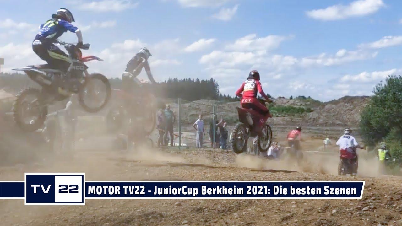 MOTOR TV22: MySportMyStory Liqui Moly Euro JuniorCup in Berkheim - Die besten Kämpfe und Sprünge