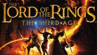 CGR Undertow - THE LORD OF THE RINGS: THE THIRD AGE review for PlayStation 2