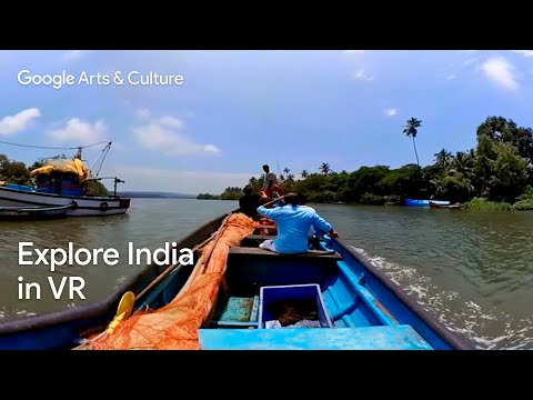 Explore Incredible India! in 360° with Google Arts & Culture