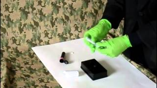 Field Forensics IDEX™-001 Explosives Material Detection (TNT)