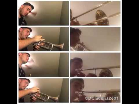 Dream is Collapsing Inception  Trombone and Trumpet Acapella