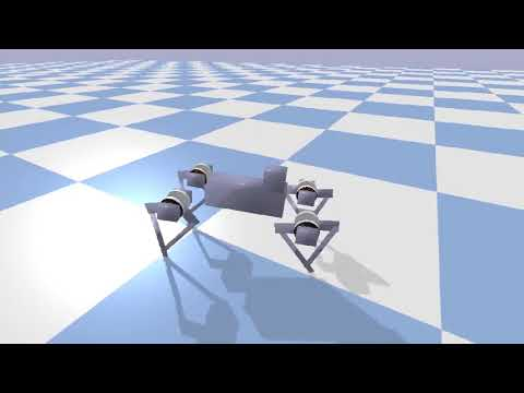 Bullet Real-Time Physics Simulation | Home of Bullet and PyBullet