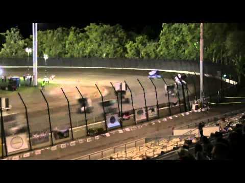 Dominic Scelzi 6/27/15 KWS Main Event Calistoga Speedway