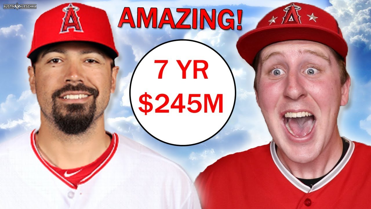 Twitter reacts to Anthony Rendon signing seven-year, $245 million ...