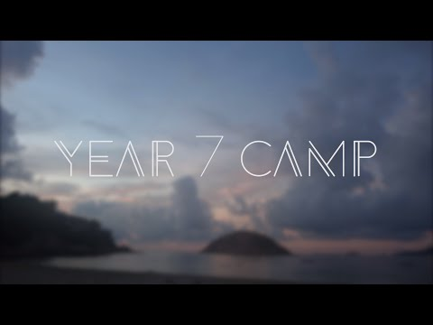 Year 7 Camp - Island School 2015