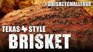 How to BBQ Texas Style Brisket - Smoked Brisket #BrisketChallenge