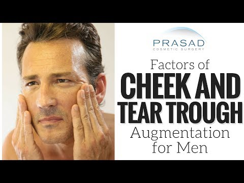How Cheek Augmentation Is Done Differently For Men, And The Advantages Of Newer Cosmetic Fillers