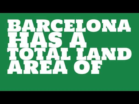 What is the population of Barcelona?