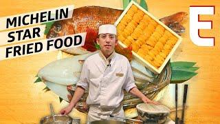 The Only Michelin-Starred Tempura Restaurant in America — Omakase thumbnail