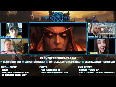 Convert to Raid: The Guild