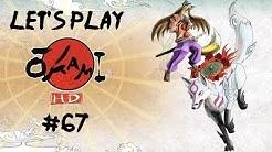 Let's Play Ōkami HD #67 - Der Gott des Blitzes [Deutsch/HD]