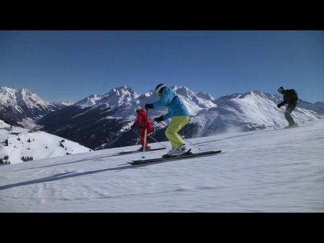Skifahren Österreich – Winterurlaub in Tirol ⛷