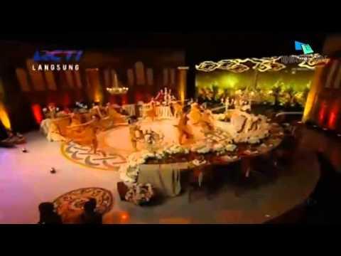 Sruti Respati - Opening Konser Miss World