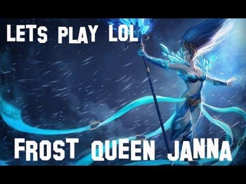 how to play janna season 8