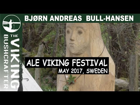 Viking Festival in Sweden - Overnighter in the Viking Camp - Duration: 16:35.