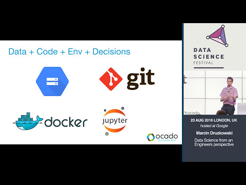 Data Science from an Engineers perspective - Marcin Druzkowski