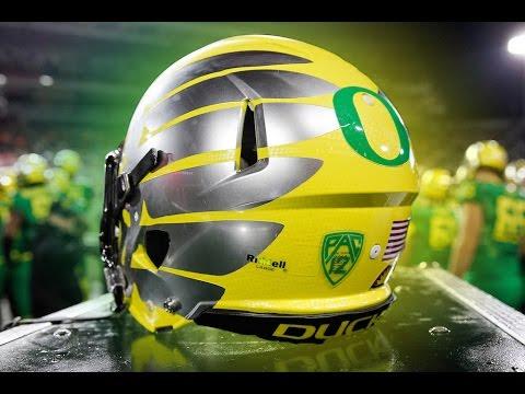Oregon Ducks Football vs. Arizona PAC-12 Championship 2014 HD
