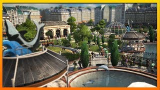 Anno 1800 Gameplay - Building The Most Majestic Zoo Possible - Anno 1800 Zoo
