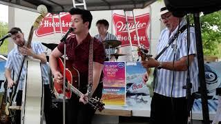 Jonny Lyons and the Pride- Twenty Flight Rock