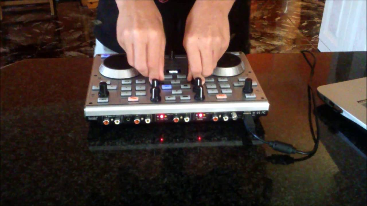 Mesa De Mezclas Hercules Mk4 House Performance Mix With The Hercules Dj Console Mk4