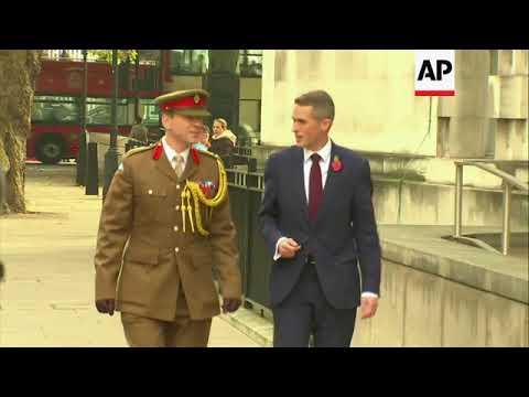 Gavin Williamson named new UK defence secretary
