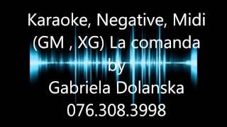 Otilia - Bilionera karaoke version