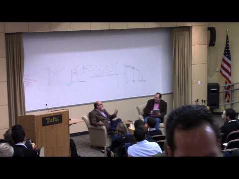 Fletcher Political Risk Conference 2015, Keynote Speaker - Nassim Nicholas Taleb