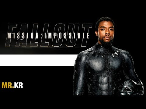 Black Panther - (Mission Impossible: Fallout Style)