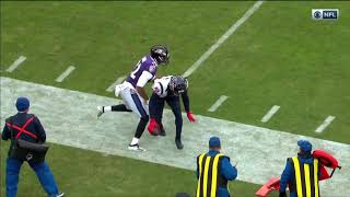 DeAndre Hopkins vs Marcus Peters, Marlon Humphrey & Jimmy Smith (2019) | WR vs CB Matchup