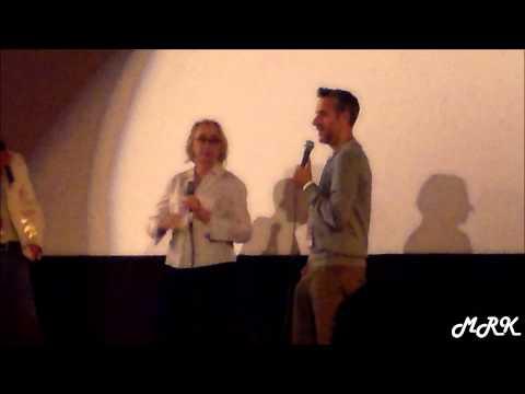 I Am Divine - Q&A w/ Jeffrey Schwarz & Mink Stole / Portland QDoc / Bagdad Theater / May 16th, 2013