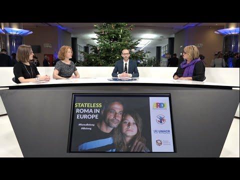 Stateless Roma in Europe - VoxBox, European Parliament