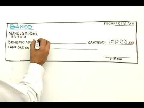 El Cheque Bancario de YouTube · Duración:  10 minutos 11 segundos  · Más de 1000 vistas · cargado el 28/04/2015 · cargado por Mardelly Romero