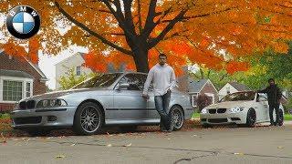 REUNITING Our BMW E39 M5 With Our BMW E92 M3! *PHOTOSHOOT*