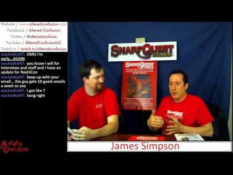 Altered Confusion Interview: James Simpson (Cellboc Studios)