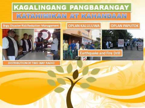 Ulat sa Barangay (Barangay Market View, Lucena City)